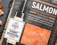 Royal Salmon Package