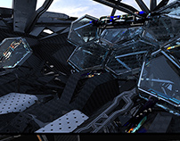 VR Cockpit E.T.U.D.E