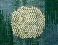 Hand woven Studies 2015