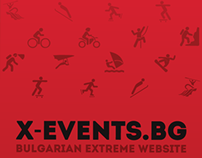 X-EVENTS Business Cards