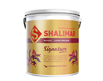 Shalimar Paints- Packaging (Phase II)