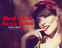 Red Lips, Sexy Kiss