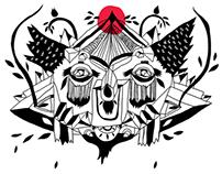 BODKA & KOHÚTKY / Special Wine Edition Design