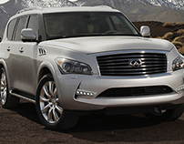 Infinity QX80 Body Kit