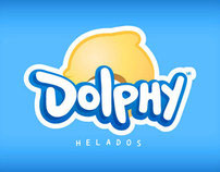 Dolphy Ice Cream - Redesign