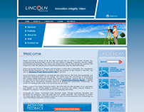 Lincoln Surveying Website