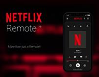 Netflix Remote +