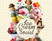 Icecream Social Book