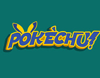 Free Pokechu Display Font