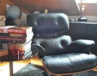 Living room na Linha