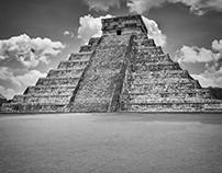 Chichen-Itza, El Castillo, Mexico