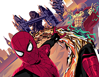 Spider-Man™: Far From Home Artworks