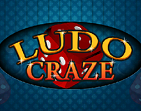 Ludo Craze Game UI
