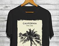 PALM TREE T SHIRTS