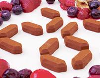 Digit Chocolate - 数字になるチョコレート