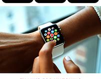 iOS Watch | Apple Watch | Design