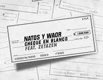 Natos y Waor | Cheque en Blanco [Barras Bravas Vol. 9]