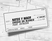 Natos y Waor | Cheque en Blanco[Barras Bravas Vol. 9]