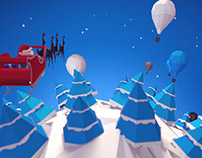 3D Christmas Animation 2014