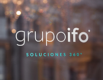 GrupoIFO Brand Identity