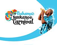 Bahamas Junkanoo Carnival Rebrand