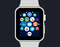 Apple Watch Horseracing Concept - WIP