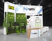 Stand Hagen-Rus, for Interform Design Spb