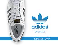 Catálogo Zapatillas Adidas Originals