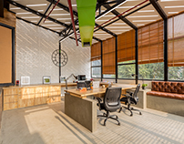 LO6IC Office Interiors