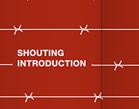 Shouting Wall [Corporate Manual]
