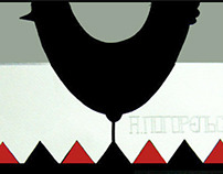 The Little Black Hen -  A. Pogorelski