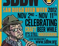 San Diego Beer Week 2012