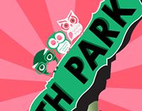 North Park Street Banner