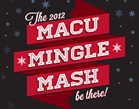 MACU Christmas Party Invitation