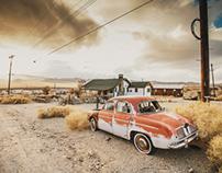 American Ghost Town - Darwin
