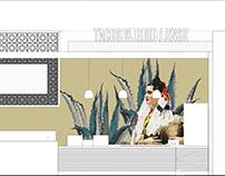 Tacos El Grullense Mosaic
