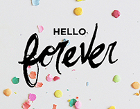 Hello Forever Branding + Website