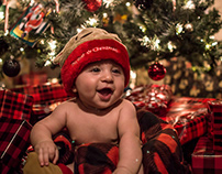 Photography - Babies First Christmas