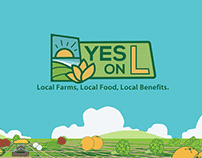 Yes on L - Oceanside Grown Branding and Campaign