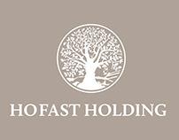 Hofast Holding // Branding & Business Cards