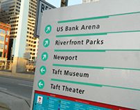 Central Business District Wayfinding Signage
