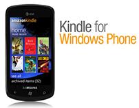 Kindle for Windows Phone