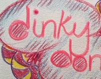 Doodle Challenge, Lettering