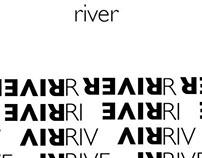 Rio St.Catarina Typography