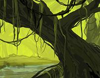Swamp Environment