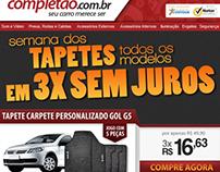E-marketing | Completão - Especial Tapetes