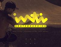 INTI™ Skateboarding Web