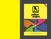 Yellow Pages Cover Design