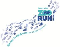 HENRY VILAS ZOO: zoo run run t-shirts
