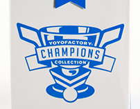 Champions Collection -  Branding & Packaging